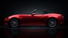 Mazda MX-5 Soul red