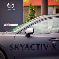 Mazda 3 z silnikiem SkyActiv-X
