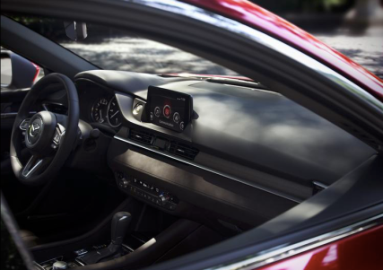 Mazda 6 2018 - wnętrze