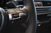 Wielofunkcyjna kierownica to już standard nie tylko w tym segmencie.