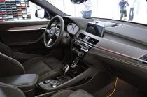 BMW X2 - wnętrze