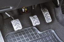 GT Line - aluminiowe nakładki na pedały