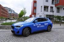 Niebanalny, zadziorny, ekstrawagancki - takie jest BMW X2